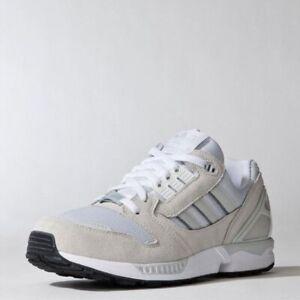 Nouveau-Adidas-Unisexe-Originals-ZX-8000-Chaussures-De-Sport-Baskets-Blanc-Ivoire-AQ5640