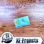 Blue-Abstract-Karten-Skin-Bankkarte-Geldkarte-Design Indexbild 1