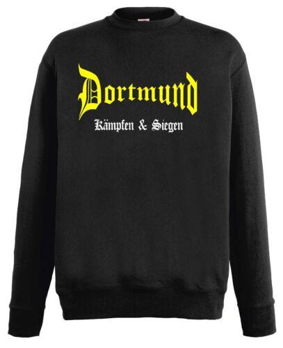 Dortmund  Ultras Kämpfen /& Siegen Sweatshirt