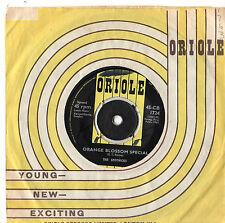 "The Spotnicks - Orange Blossom Special / Spotnicks Theme 7"" Single 1962"