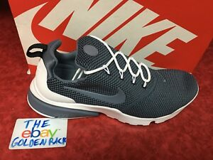 81a63b3166191 Nike Presto Fly SE Running Shoes White Armory Blue 908020-100 Men s ...