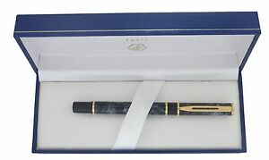 Waterman Laureat Mineral Grey Marble Amp Gold Rollerball