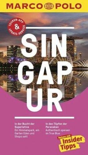 1 von 1 - MARCO POLO Reiseführer Singapur (Buch) NEU