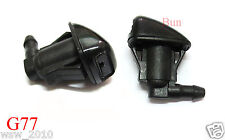 Toyota Hilux Tacoma 4Runner Wiper Washer-Windshield-Nozzle Spray Pair 2004-2011