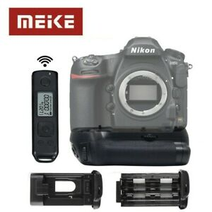 Meike MK-D850 Pro Battery Grip for Nikon D850 with 2.4G Wireless Remote Control