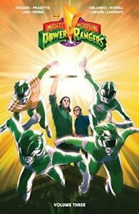 Mighty-Morphin-Power-Rangers-Vol-3-by-Hendry-Prasetya-NEW-Book-FREE-amp-FAST-D