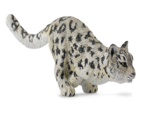 Neige léopard jeune constamment 9 CM animaux sauvages collecta 88498