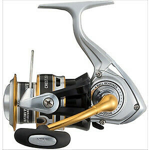 Daiwa 16 Crest 2004 Spinning From Japan