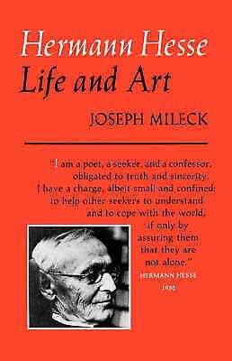 1 of 1 - Very Good, Hermann Hesse: Life and Art, Milek, Book