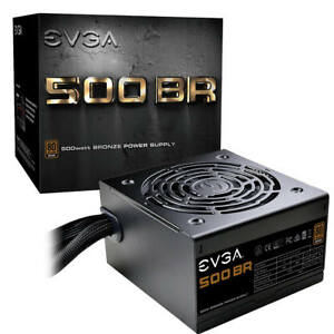 EVGA-500-BR-80-BRONZE-500W-3-Year-Warranty-Power-Supply-100-BR-0500-K1