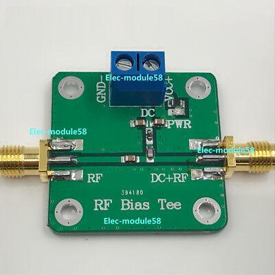 10MHz-6GHz N Head RF Feeder RF Blocker Bias Feed Bias Tee