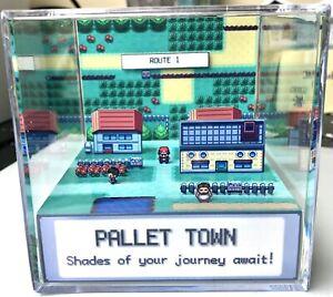 Pokemon-Pallet-Town-3D-Cube-Handmade-Diorama-Video-Games-Fanart-Shadowbox
