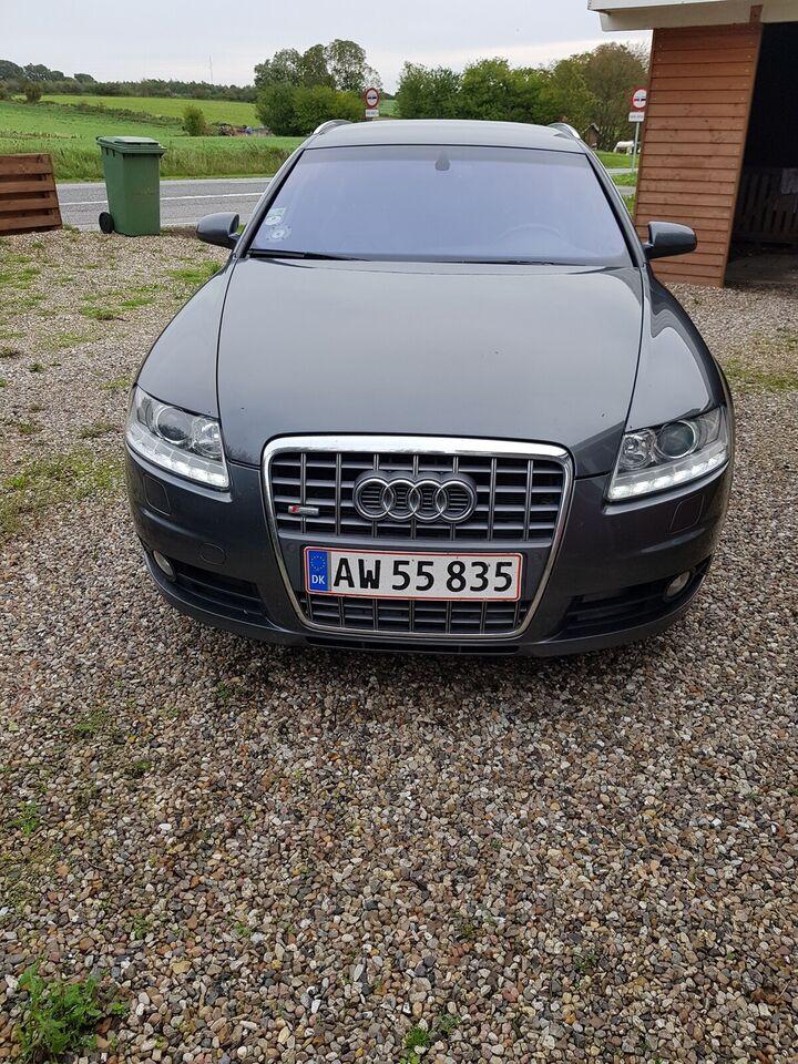 Audi A6, 2,7 TDi S-line Avant quattro Tiptr, Diesel