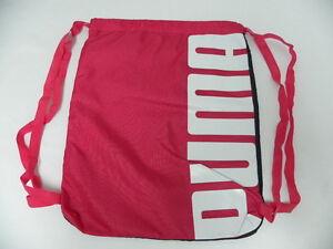 Image is loading Puma-Big-Puma-Sport-Bag-Carry-Sack ed0953cd3e441