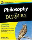 Philosophy For Dummies by Martin Cohen (Paperback, 2010)