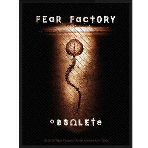 Fear-Factory-Obsolete-Patch-Official-New