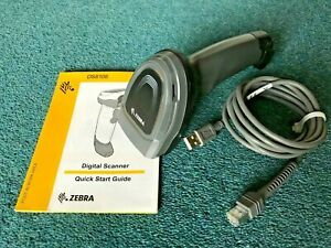 EXCELLENT-Zebra-DS8108-2D-barcode-scanner-USB-2022-warranty-qualify-for-17-off