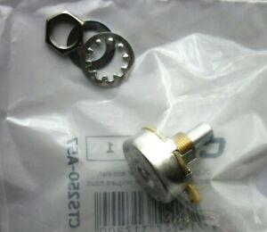 Cts-Poti-10-mm-Potentiometre-250-kOhm-Short-Solid-Shaft-A-Log