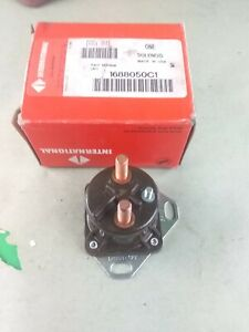 INTERNATIONAL SOLENOID 1688050C1