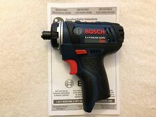 New Bosch 12V 12 Volt Max Lithium Ion PS21B Cordless 2 Speed Pocket Driver