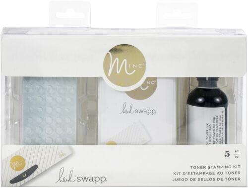 HS315286 Heidi Swapp Minc Toner Stamping Kit 5//Pkg
