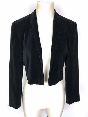 2019 Moda Vera Mont Paris Vintage '70 Giacca Donna Velluto Velvet Woman Jacket Sz.m - 44 Limpid In Sight