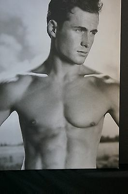 Bruce Weber Rookie Dreams of Greatness Matt Ratliff A & F Men Male HC
