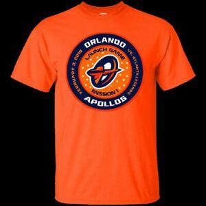 Orlando-Apollos-Shirt-For-Fan-Orange-T-Shirt-for-Men
