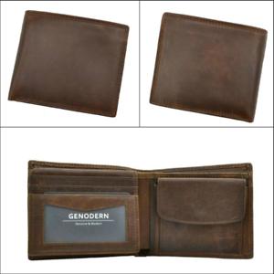 Bolso-billetera-de-cuero-para-hombre-estilo-vintage-con-Monedero-Elegante