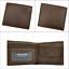 Bolso-billetera-de-cuero-para-hombre-estilo-vintage-con-Monedero-Elegante miniatura 1