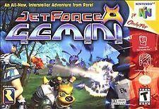 Jet Force Gemini, (N64)