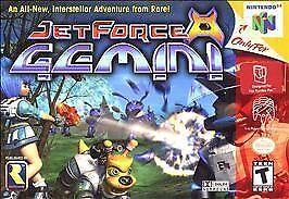 Jet-Force-Gemini-Nintendo-64-N64-Authentic-Video-Game-Cart-OEM-SUPER-FAST-SHIP