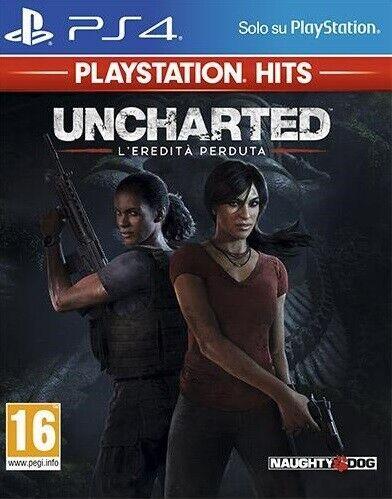 Uncharted: L'Eredita' Perduta PS4