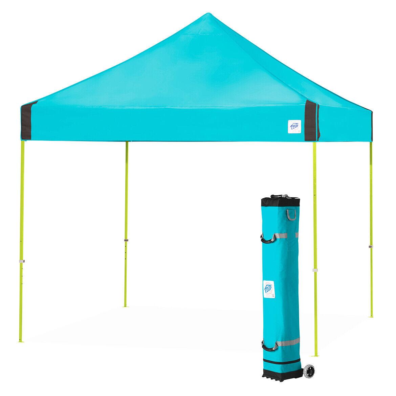 EZ UP VG3LA10SP 10 x 10Foot Vantage Instant Shelter Canopy, SplashLimeade
