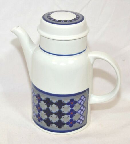Royal Doulton Tangier LS1005 Lambethware Coffee Pot Server England Stoneware