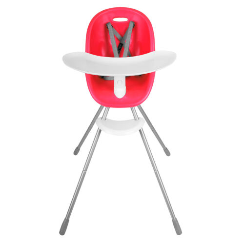 Free Shipping! Phil/&Teds Poppy High Chair Cranberry New