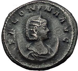 Salonina-260AD-Authentic-Original-Genuine-Ancient-Roman-Coin-Ceres-Rare-i59018