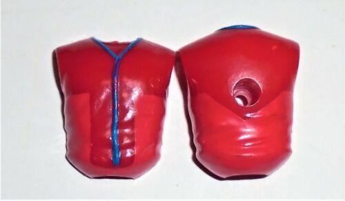 GI Joe Body Part Street Fighter 1993 M Bison V1       Torso      C8.5 Very Good
