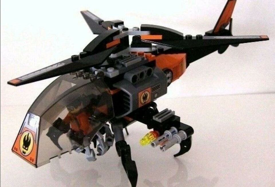 Lego andet, Agents 8634