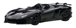 Aut54653 - Lamborghini Aventador J (2012) Noir Ech:1/43 1/43