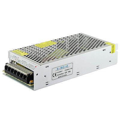 AC 110V - 220V TO DC 12V Regulated Transformer Power Supply For LED Strip Light