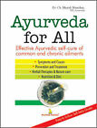 Ayurveda for All by Murli Manohar (Paperback, 2005)