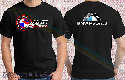 NEW BMW S1000 RR BIKE MOTORCYCLE RACING MOTOROD T SHIR ALL SZ Gildan