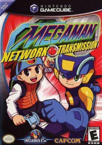 GameCube Mega Man Battle Network requérir Freeloader US dans l'emballage utilis