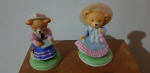 Franklin-Mint-Collectables-Bears-Fine-Porceline-1986-25