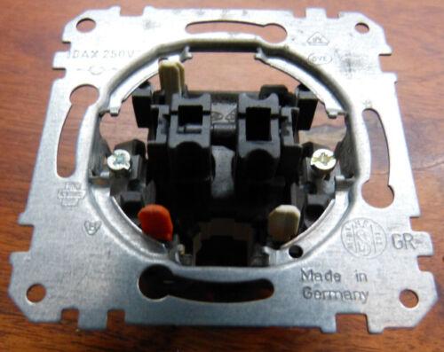 1 pcs Merten série Interrupteur Up série Interrupteur Sous Plâtre NEUF