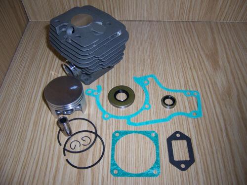Kolben Zylinder Dichtsatz passend Stihl 038 motorsäge kettensäge neu 52mm