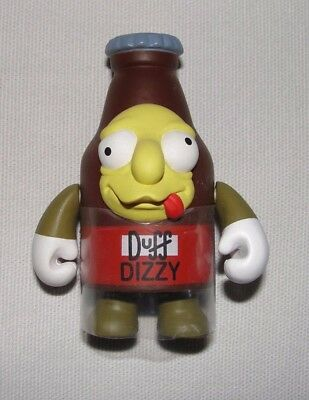 Kidrobot The Simpsons Dizzy Duff Beer 3-Inch Vinyl Figure 883975139476