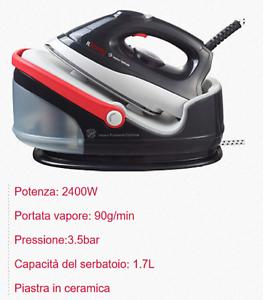 H-Koenig-V85-Ferro-da-Stiro-a-Caldaia-Piastra-in-Ceramica-pressione-3-5-Bar