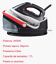H-Koenig-V85-Ferro-da-Stiro-a-Caldaia-Piastra-in-Ceramica-pressione-3-5-Bar miniatura 1